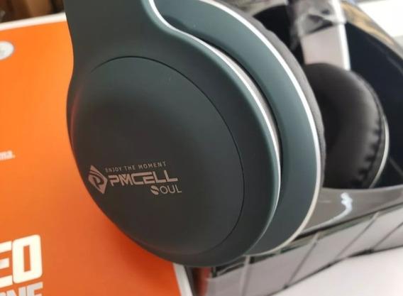 Headphone Bluetooth Hp-42 Pmcell