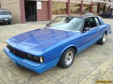 Chevrolet Malibú Monte Carlo - Automática
