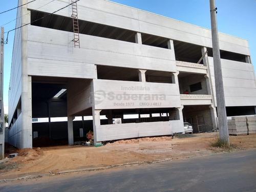 Imagem 1 de 7 de Galpão Para Aluguel Em Centro Empresarial De Indaiatuba - Ga012937