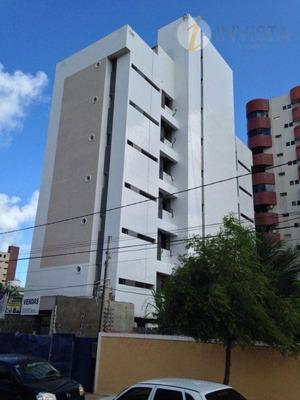 Flat Residencial À Venda, Intermares, Cabedelo. - Fl0030