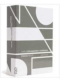 Livro: Poesia 1930-62 Edicao Critica - Carlos Drummond De An