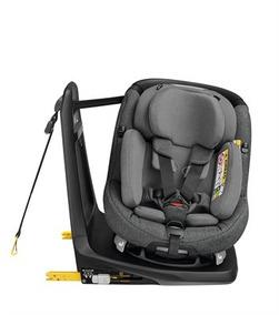 Cadeira P Auto Axissfix Sparkling Grey 0 A 18kg Maxi Cosi