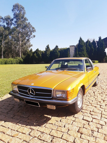 Mercedes Benz Slc 450 1979