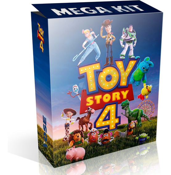 Mega Kit Toy Story 4