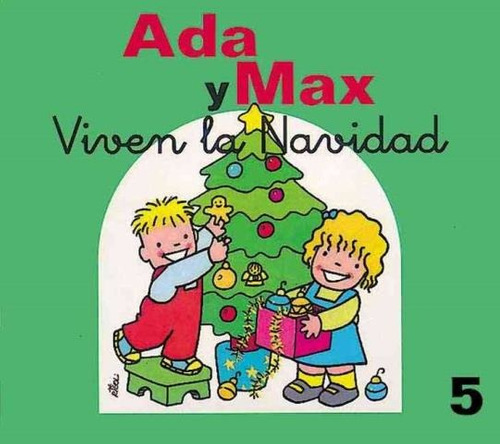 Viven La Navidad Ada Y Max