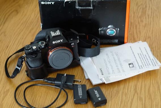 Câmera Sony A7r Com Apenas 23k Cliques