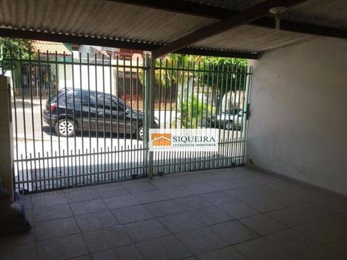 Casa Residencial À Venda, Ipanema Ville, Sorocaba. - Ca0666