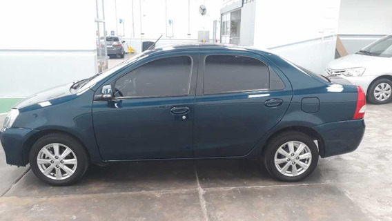 Toyota Etios Xls 6mt 4p Lm