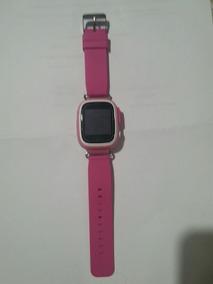 Relógio Gps Infantil Rosa
