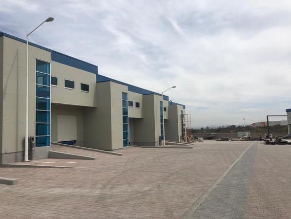 Bodega Nueva De 692m2 Dentro De Parque Industrial, Querétaro