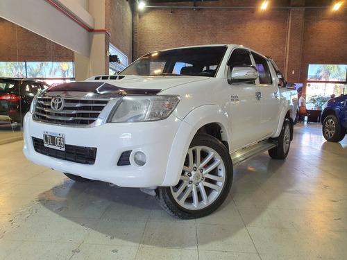 Toyota Hilux 3.0 Cd Srv Cuero I 171cv 4x4 2012
