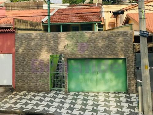 Imagem 1 de 6 de Casa A Venda, Jardim Esplanada, Jundiaí. - Ca10263 - 68971263
