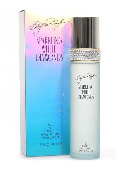 Perfume Elizabeth Taylor Sparkling White Diamonds Edt 100 Ml