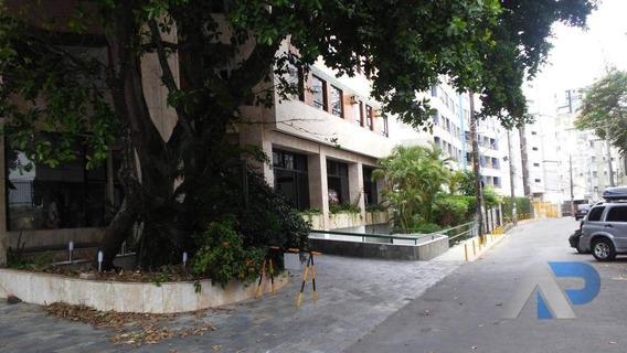 Flat Com 2 Dormitórios À Venda, 96 M² Por R$ 550.000,00 - Ondina - Salvador/ba - Fl0001