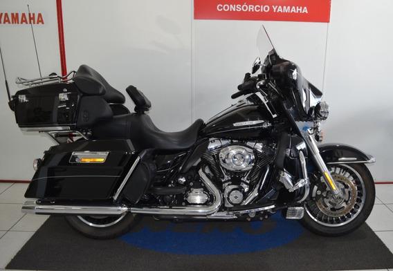 Harley Davidson Ultra Limited Preta