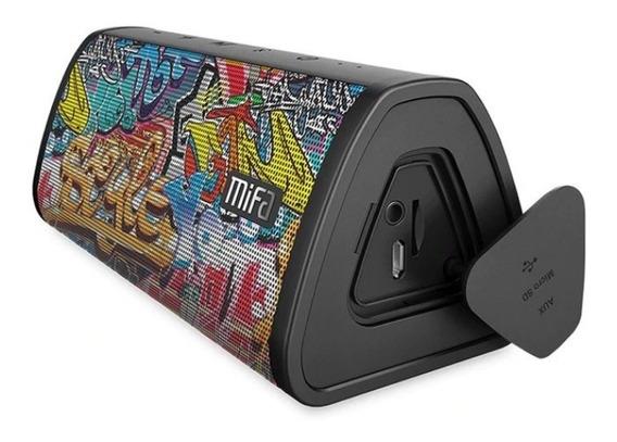 Caixa De Som Bluetooth Mifa - Prova D