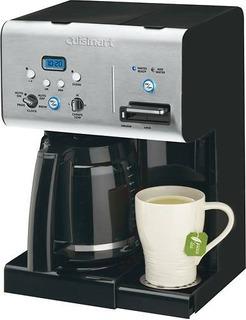 Cuisinart Cafetera Para 12 Tazas Dispensador Agua Caliente