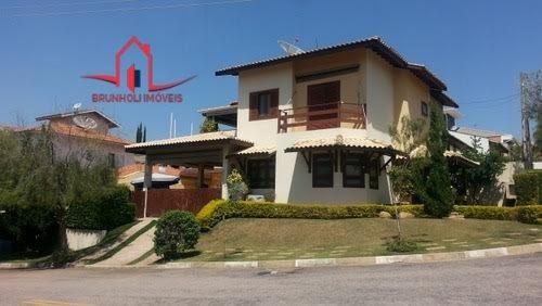 Casa A Venda No Bairro Centro Em Vinhedo - Sp.  - 720-1