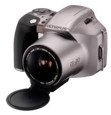 Câmera Olympus Is-20 (28-110mm) / Zoom 4x