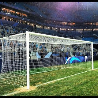 Rede Oficial Futebol Campo Europeu Fio 4 (nylon)