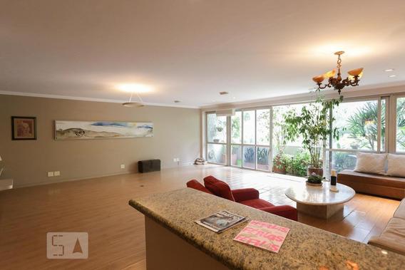 Apartamento Para Aluguel - Jardim Paulista, 4 Quartos, 241 - 893015491