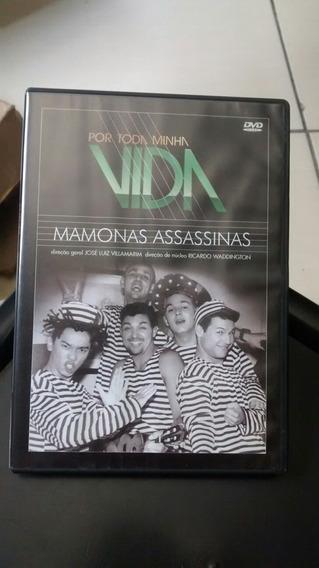Dvd Mamonas Assassinas - Por Toda Minha Vida