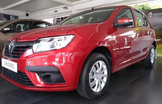 Renault Sandero Life Ph2 Modelo 2021