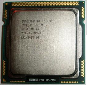 Processador I7-870 1ª Geração 2.93ghz