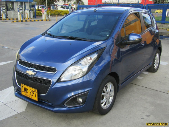 Chevrolet Spark Gt Ltz 1.2