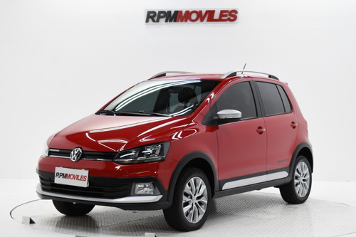 Volkswagen Crossfox 1.6 Highline Manual 2017 Rpm Moviles