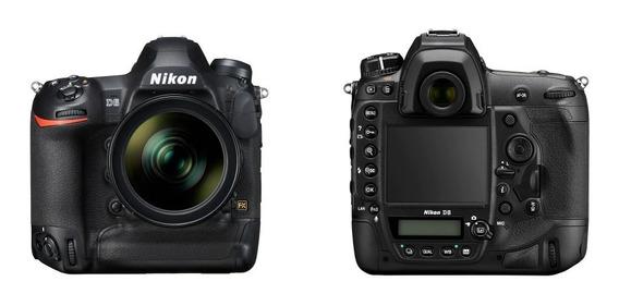 Nikon D6 20.8mp + Kit ( Bolsa + Tripé + 64gb Grip )
