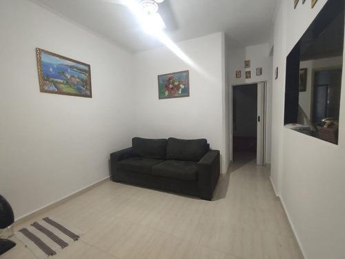 Kit Dividida Para 1 Dormitório Com Piso Laminado Em Excelente Localização 32m² A Venda - Boqueirão - Praia Grande-sp - Kn0091