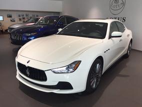 Maserati Ghibli - Bianco - 2017
