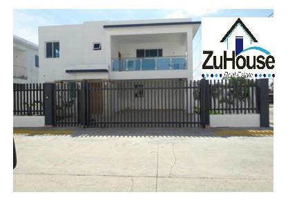 Casa Nueva En Urbanizacion Cerrada En Santiago Zc11