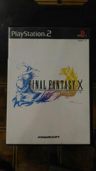 Final Fantasy X* Play 2 Original Made In Japao
