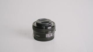 Lente Sony Montura E 16-50 Mm Como Nuevo