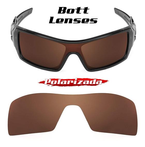 Lente Oil Rig Bronze Brown Polarizada - Bott Lenses