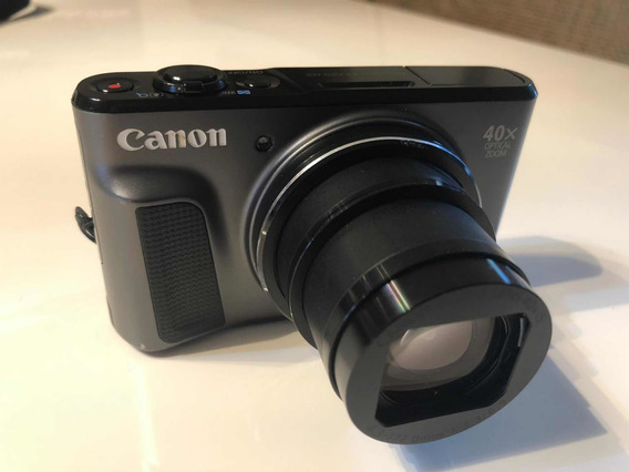 Camera Canon Sx720 Hs Powershot Zoom 40+ Memória 128+case