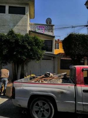 (crm-92-9813) Culhuacan Ctm, Casa, Venta, Coyoacan, Cd. Mx.