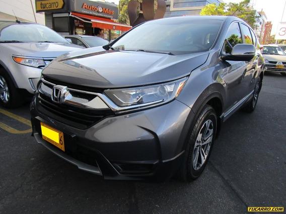 Honda Cr-v 2.4l5dr2wd Lx