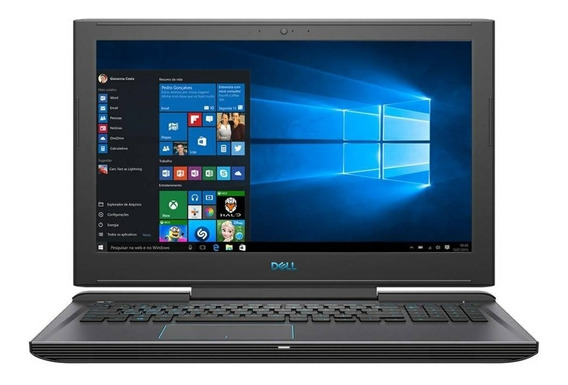 Notebook Dell G7 15 7588 15.6