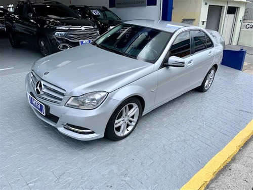 Mercedes-benz C 180 1.6 Cgi Classic 16v Turbo Gasolina 4p Au
