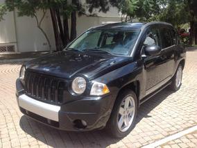 Jeep Compass Premium Limited Piel 4x2 Cvt 2010