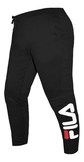 Pantalón Fila Take Hombre Casual Slim Elastizado Original