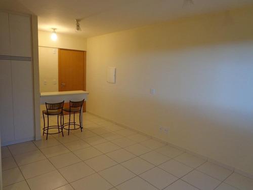 Apartamento Com 1 Dormitório À Venda, 40 M² Por R$  - Jardim Infante Dom Henrique - Bauru/sp - Ap1292