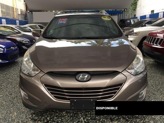 Hyundai Tucson 13 Dorado