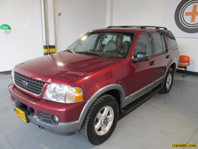 Ford Explorer Xlt At 4000cc