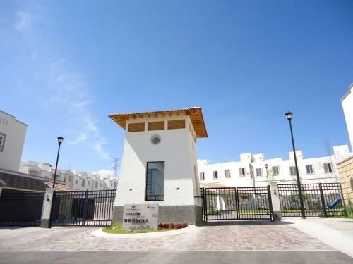 Renta Casa 3 Recamaras Jardin Privada Brescia El Mirador