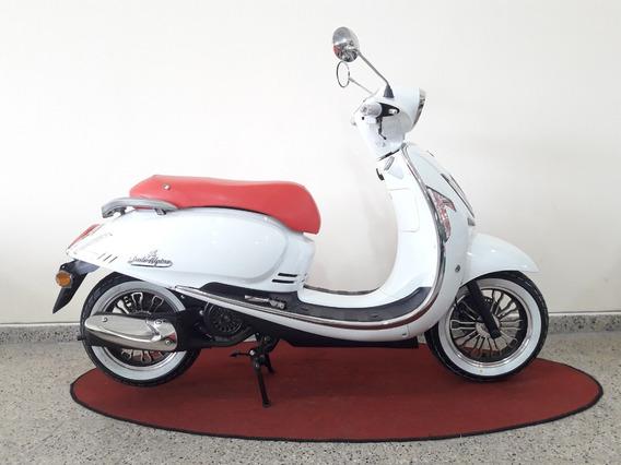 Scooter Strato Alpino 150 18 Cuotas De 6820 Ruggeri Motos
