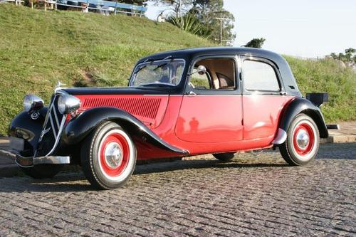 Imagem 1 de 4 de Citroën Traction Avant 11 - 1949 49 - Original - Antigo